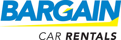 Bargain Car Rentals logo